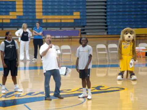 Sparks 2009 Pep Rally Intros Part 2 Video