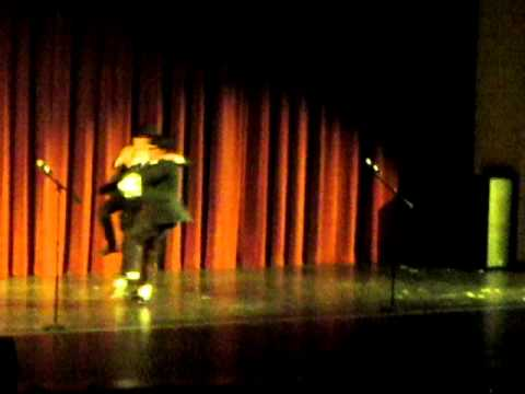 The BEST Blues Brothers - Soul Man ( JMHS Talent Show Winners)