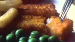 Birds Eye Fish Fingers 'Captain Birds Eye' TV Commercial