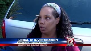 Local 12 investigates lengthy school bus delays