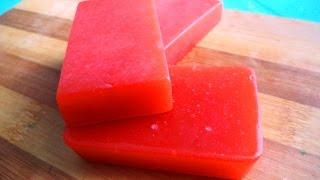 Homemade Papaya Soap (Natural Beauty Soap)