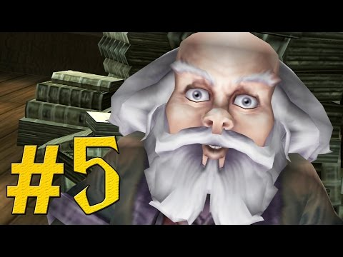 Dark Plays: Harry Potter and the Philosopher's Stone PS2 [05]