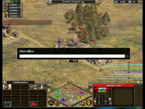 Cheat Codes For Rise Of Nations