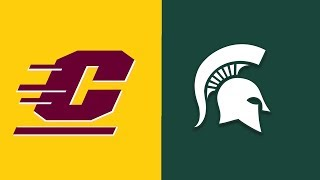 Week 5 Central Michigan at #21 Michigan State Full Game Highlights