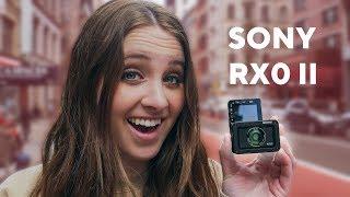 The NEW Sony Rx0 II - A Flip Screen !!!