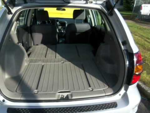 2006 PONTIAC VIBE / TOYOTA MATRIX AUTOMATIC  LOCAL NO ACCIDENTS ONE OWNER (NEW WESTMINSTER ,...