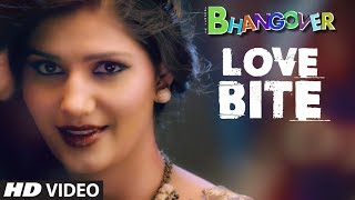 Love Bite Song | Journey of Bhangover | Sapna Chaudhary
