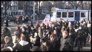 ACTA Protest  Amsterdam | Anonymous