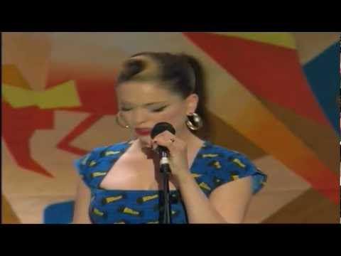 Imelda May - Isle Of Wight Festival 2012