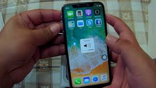 iPhone X master copy/fake/replica/ clone FaceID, wireless charging, Real Notch - 1:1 - GooPhone X