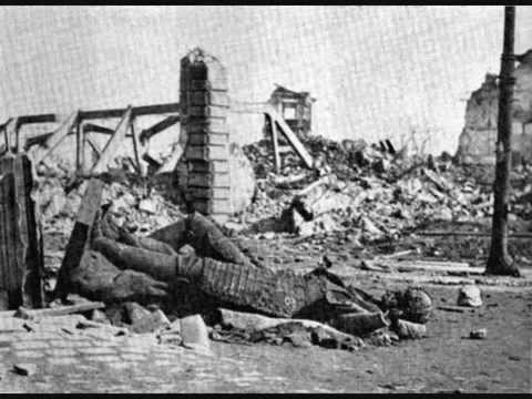 The most destroyed city in world history warsaw in ruins for Cities destroyed in ww2
