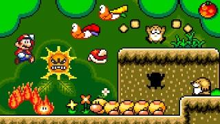 Super Mario Bros. X (SMBX 1.4.3) | CUSTOM NPCs PACK 5!