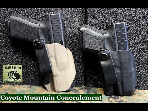 CMC IWB Holsters for Glock Pistols