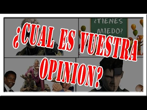 Opinando Sobre...| Vuestra opinion sobre los