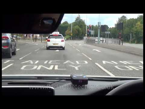 DriveSmart Pro Speed Camera Detector Demo