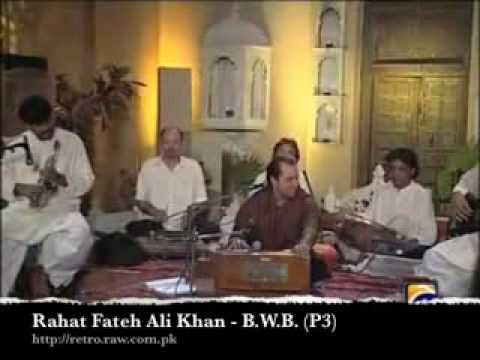 Ore Piya (Live)-  Rahat Fateh Ali Khan Brunch wt Bushra (P3)....
