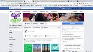 Hack for Scheduling Facebook Posts
