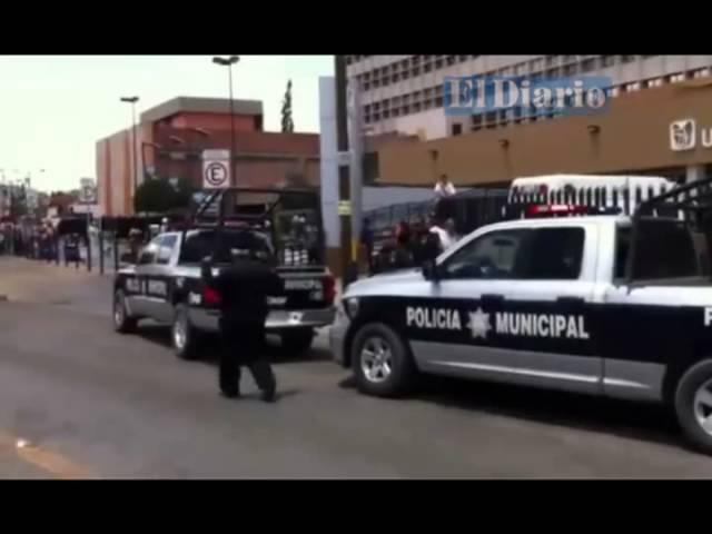 Se enfrentan grupos criminales en Saucillo