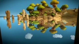 The witness gameplay: MOST BEAUTIFUL GRAPHICS EVER!!!