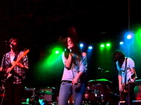 Proper Taste - Sleeper Agent (live @ Sunshine Theater Albuquerque w/ Cage the Elephant - 4/12/11)