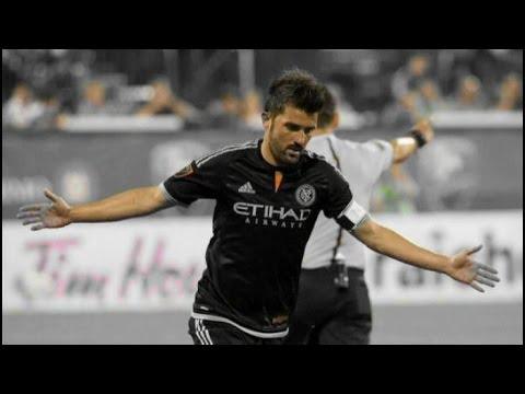 David Villa 2015 ► Set Fire to the Rain ► New York City FC