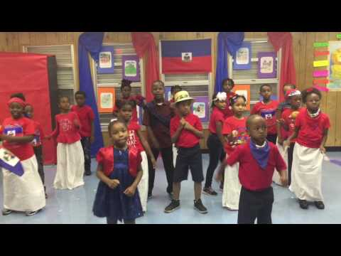 Oak Grove Elementary HLA 1st Grade Class