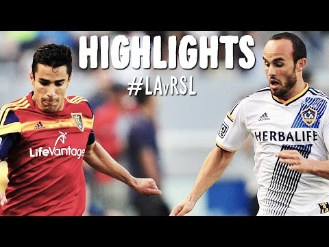 HIGHLIGHTS: LA Galaxy vs. Real Salt Lake | November 9, 2014
