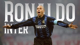 "Ronaldo ""Fenomeno"" - Greatest Dribbling Skills & Runs & Goals - Inter Milan"