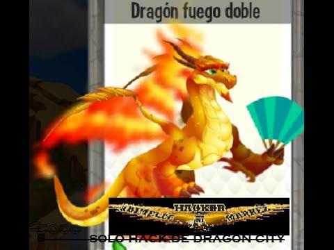 como sacar los dragones de doble elemento