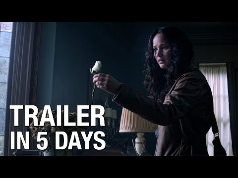 "The Hunger Games: Mockingjay Trailer Countdown – ""5 Days"""