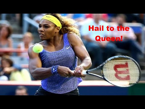 Serena Williams vs.Samantha Stosur*Montreal-Rogers Cup*Highlights-2014