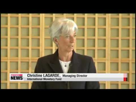 IMF chief Lagarde probed by French magistrate   라가르드 IMF 총재 기소 위기