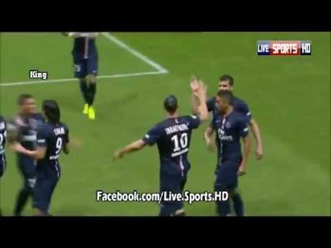 Reims 0 - 1 PSG Ibrahimović