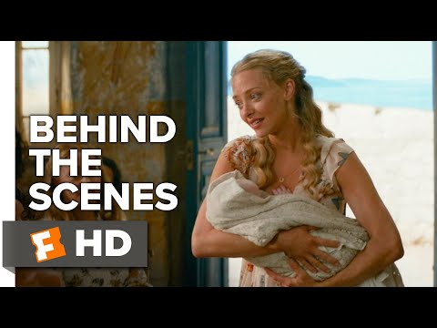 Mamma Mia! Here We Go Again Behind The Scenes -  Sophie's Journey (2018) | FandangoNOW Extras