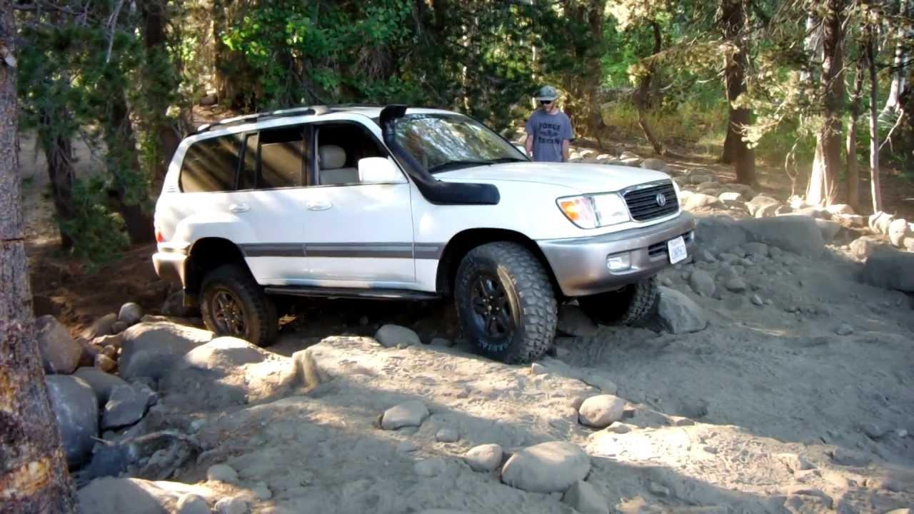 Toyota Land Cruiser 100 Series Land Cruiser 100 Series