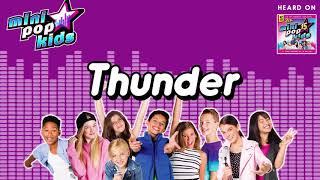 "Download Lagu ""Thunder"" - Imagine Dragons (Cover)   Mini Pop Kids 15 Gratis STAFABAND"