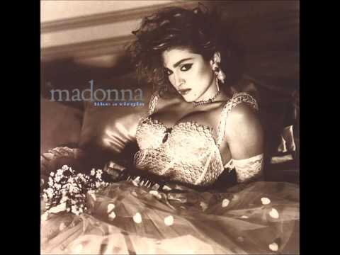 Madonna - Like A Virgin (Extended Dance Remix).
