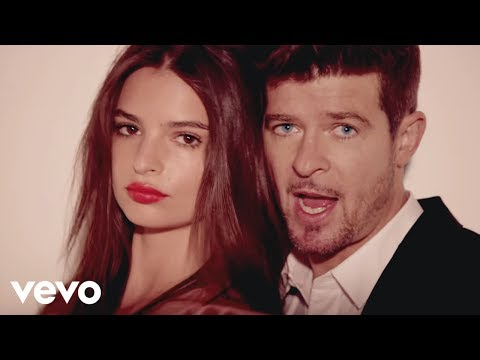 Robin Thicke - Blurred Lines Ft. T.i., Pharrell video