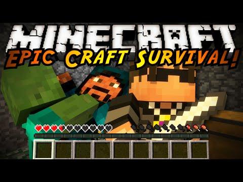 Minecraft Modded EPIC CRAFT : DEADLY DUNGEON OF DOOM