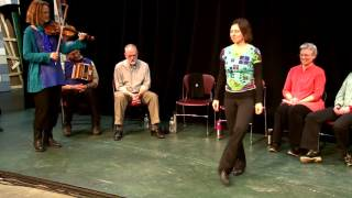 Step Dance Styles - Northern Roots Festival 2015