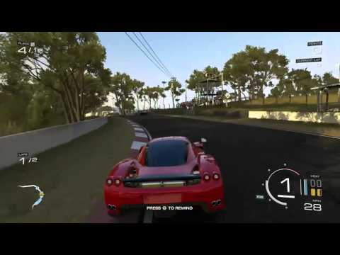 Forza 5 nice recovery