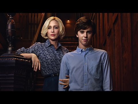 Bates Motel - Vera Farmiga, Freddie Highmore, Kerry Ehrin Season 3 Interview - Comic Con 2014