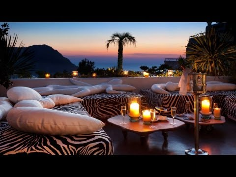Beautiful Ibiza Cafe Del Mar Chillout Lounge Mix 2013 HD