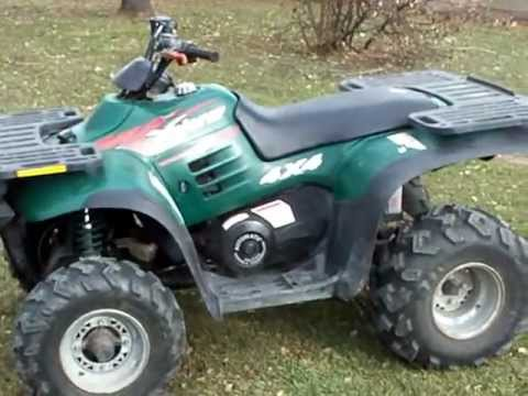 1996 Polaris Xplorer 4X4 http://wn.com/Polaris_250_trail_boss_runs!