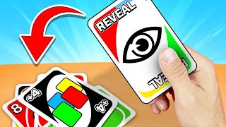 CHEATING In UNO AGAINST My FRIENDS! (hilarious)