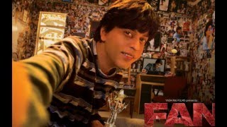 shah rukh khan FAN movie offical song {FAN HO MAI TERA}