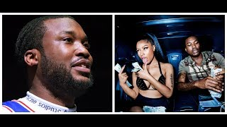 "Meek Mill RESPONDS To Nicki Minaj Throwing Shade! ""Keep It Classy"""