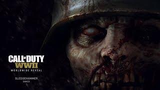 Modo Zombies Call Of Duty WW II con LOS NOOBS