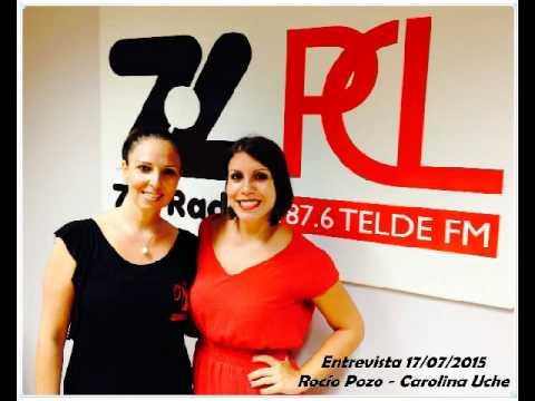 PCLRadio - Entrevista de Carolina Uche a Rocio Pozo