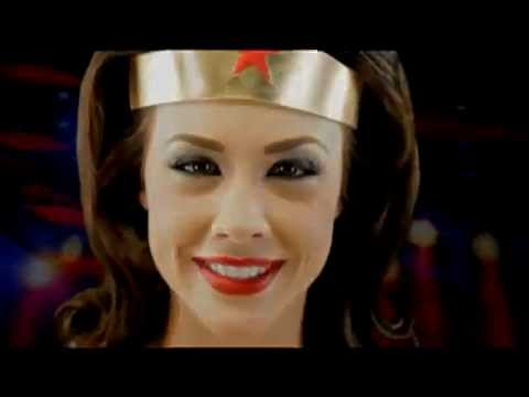 Wonder Woman XXX Interactive Porn Parody - Chanel Preston
